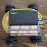 Raspberry Pi WIFI radio controlled rc vehicle – power supply