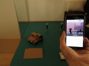 Raspberry PI - remote controlled car with a Raspberry Pi web interface
