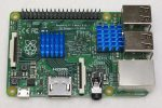 Raspberry Pi heatsink kit
