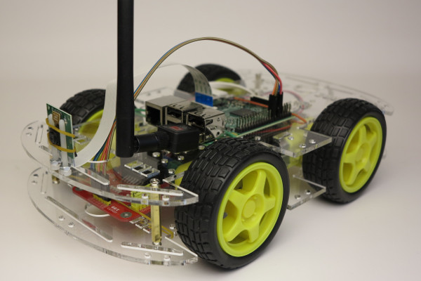 Smart robot chassis