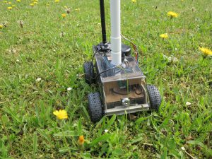 Raspberry Pi self-driving robot-car 1