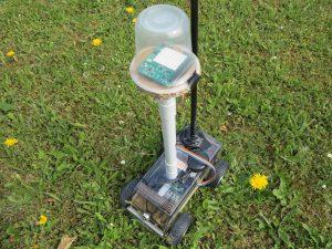 Raspberry Pi self-driving robot-car 3