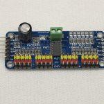 16-Kanal12-bit PWM/Servo Kontroller – Teil 1 Einführung und Aufbau