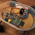 Raspberry Pi WIFI radio controlled rc vehicle – chassis