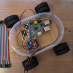 Raspberry Pi WIFI radio controlled rc vehicle – wiring
