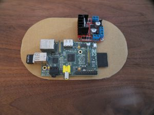 Raspberry PI - remote controlled car with WIFI