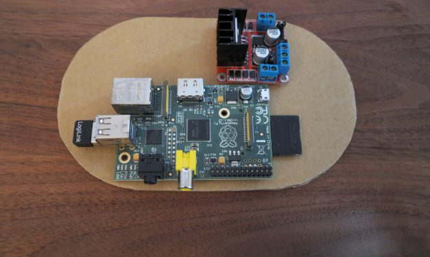 Raspberry Pi WIFI radio controlled rc vehicle – component list