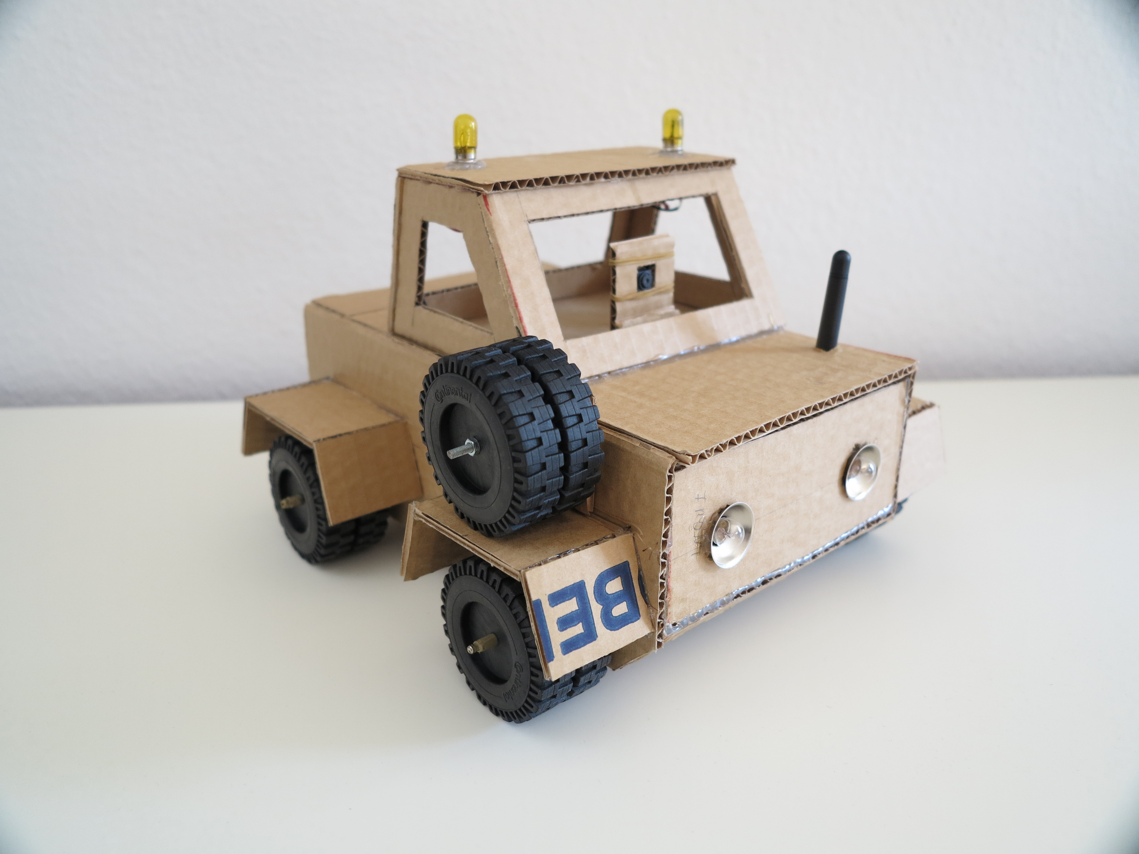 How To Make A Self Driving Rc Car
