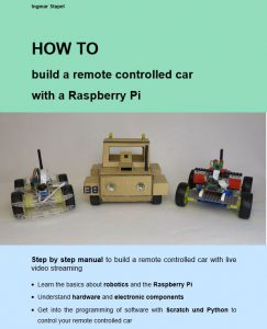 Build a remote controlled car with a Raspberry Pi