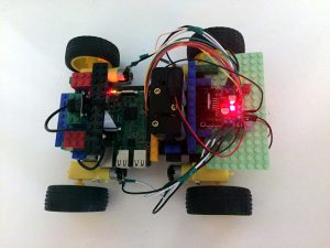 Chito robot from maker Luis 2