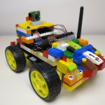 Raspberry Pi robot – Hall of Fame