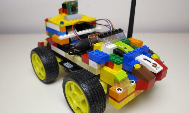 Raspberry Pi Roboter – Hall of Fame der Roboter-Autos
