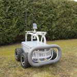 Big Rob - Raspberry Pi robot with differential GPS