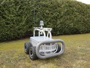 Raspberry Pi Robot Car - Big Rob