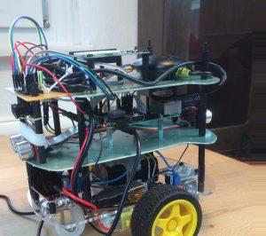 Raspberry Pi Toastbrot Roboter 02