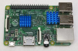 Raspberry Pi heatsink kit