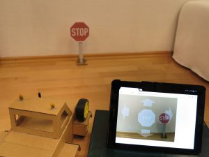 Raspberry Pi Roboter - Web Interface Steuerung Smartphone