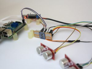I2C Hub with level shifter