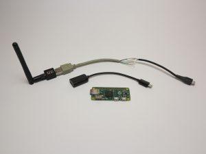 Raspberry Pi Zero USB adapter