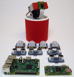 custom build security robot