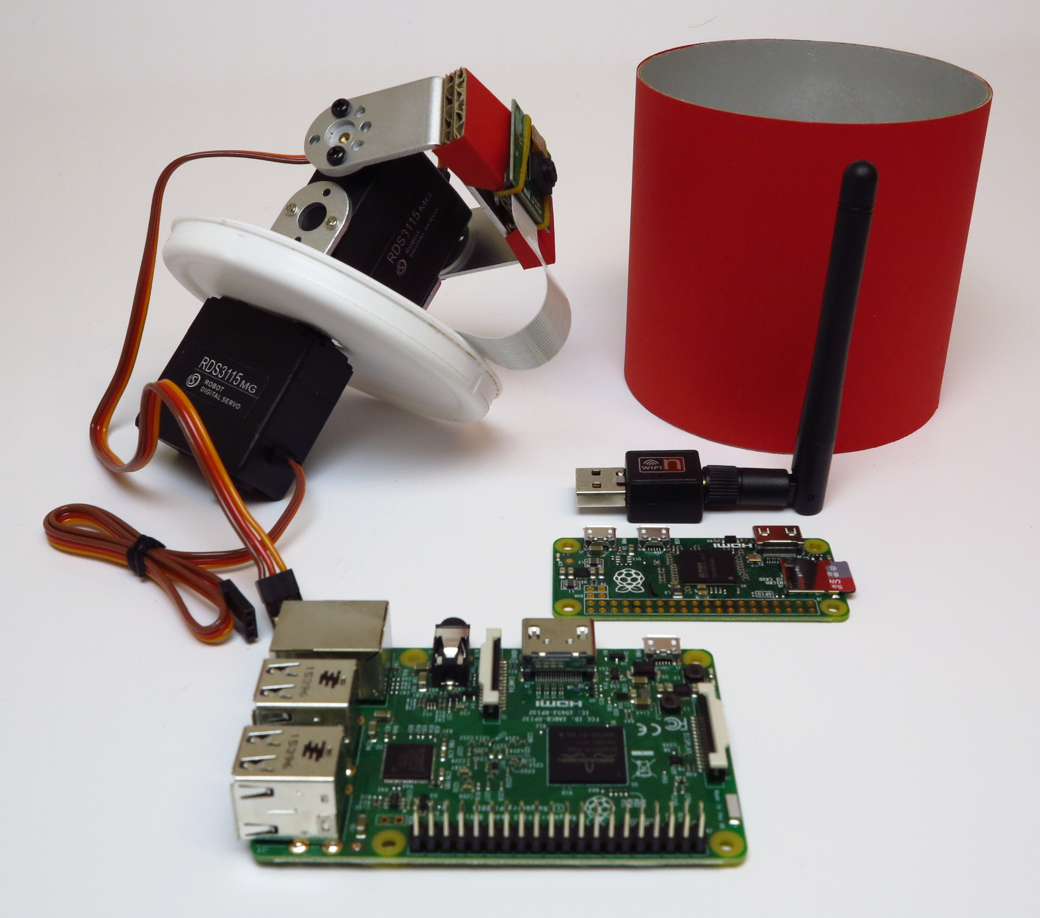 raspberry pi controlling servo motors raspberry pi roboter rh custom build robots com Raspberry Pi Servo Projects raspberry pi 3 servo wiringpi