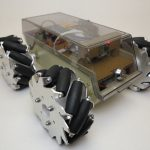 Project description - raspberry pi robot with mecanum wheels