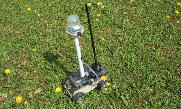 Raspberry Pi Roboter – autonom fahrendes Roboter-Auto