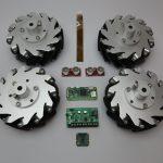 Roboterbausätze für Raspberry Pi