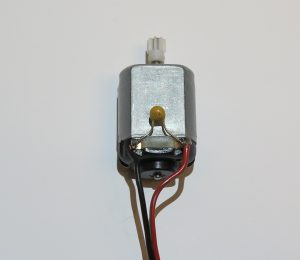 dc motor capacitor one for reducing electric noise