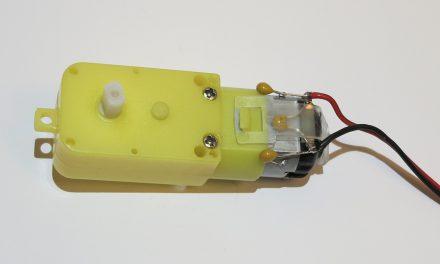 Raspberry Pi Roboter – elektrische Störungen der Entstörkondensator