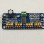 16-Kanal PCA9685 Servo Kontroller - Teil 1 Einführung und Aufbau