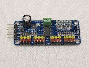 16 Kanal Servo Kontroller I2C Schnittstelle PCA9685