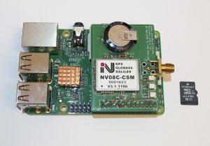 RasPiGNSS module - Software setup