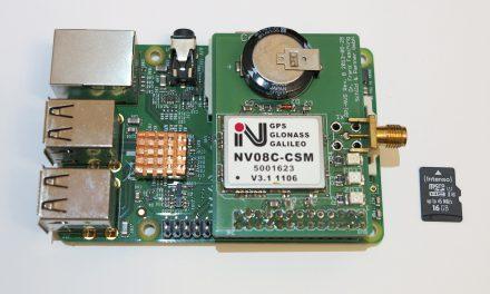 Präzise GPS-Positionierung mit dem Raspberry Pi Computer und RTKLIB – Software installation