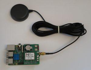 Tallysman GPS Antenne RasPiGNSS Modul