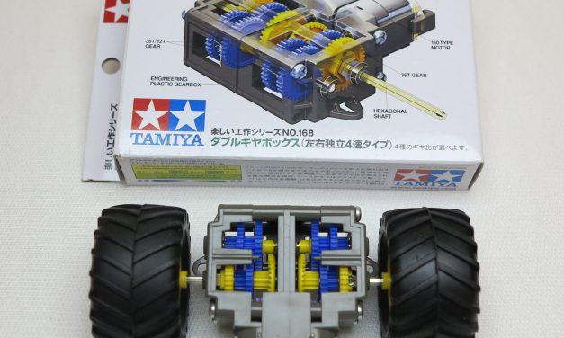 Tamiya 70168 Doppel Getriebemotor Getriebebox