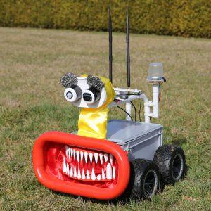 Raspberry Pi robot - Big Rob differential GPS