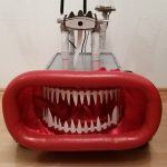 Big Rob – Raspberry Pi robot with nice teeth
