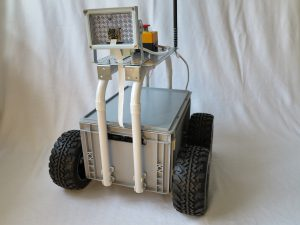 Custom Build Robots - security robot