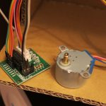 Stepper motor 28BYJ-48 – ULN2003A controller – Raspberry Pi and Python