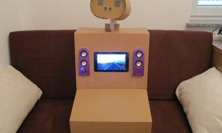 Raspberry Pi Kinder Roboter – Einführung