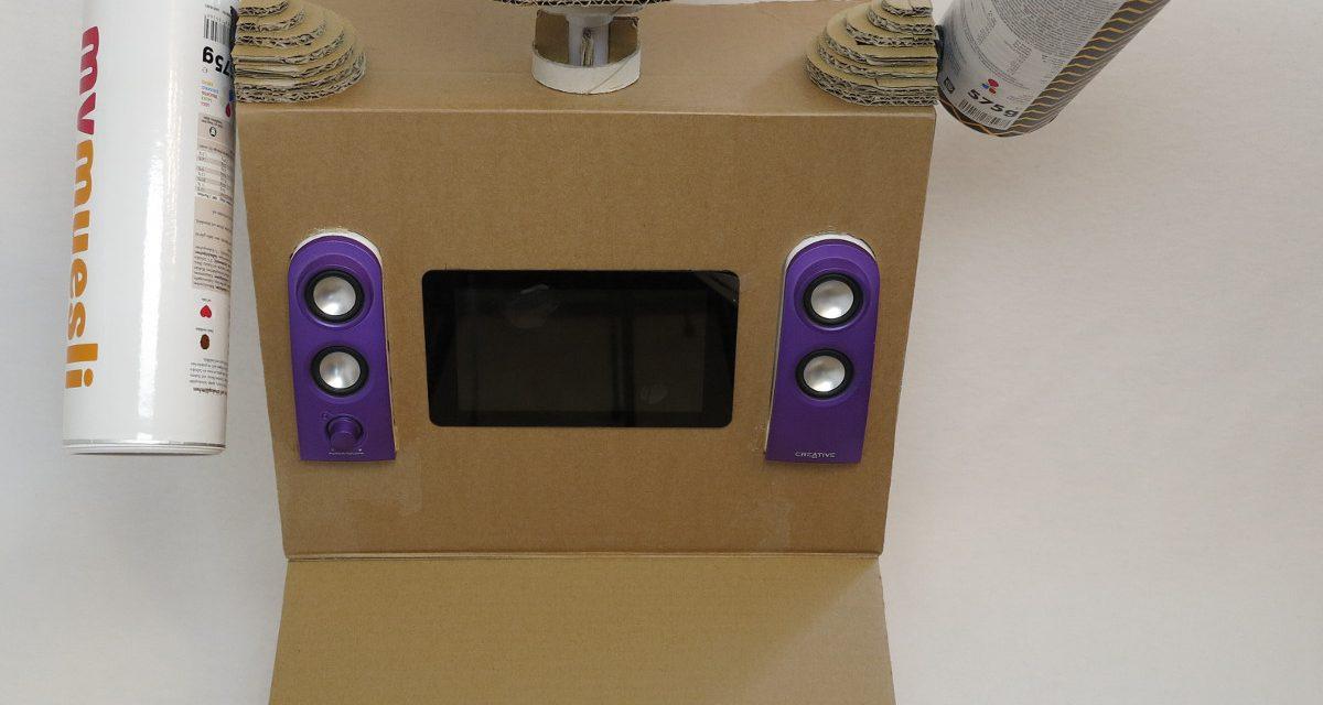 Raspberry Pi Kinder Roboter – Teil 2 Robotererweiterung