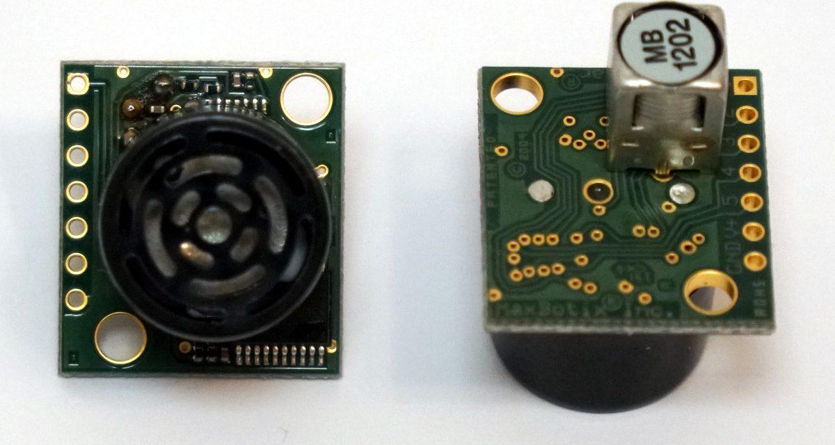 Ultraschall Sensor – MaxBotix I2CXL MaxSonar