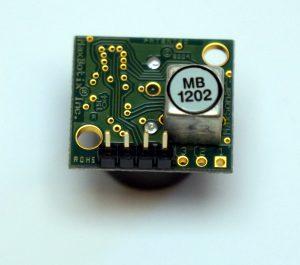 MaxBotix I2CXL MaxSonar EZ pins