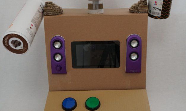 Raspberry Pi Kinder Roboter – Steuereinheit Teil 1