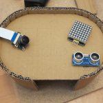 Raspberry Pi Kinder Roboter – Teil 2 Kopf
