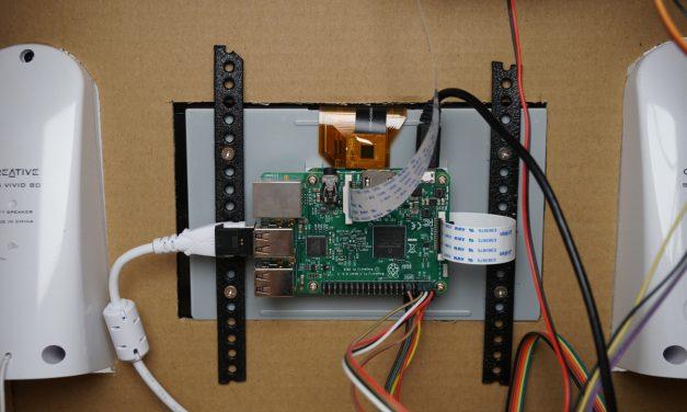 Raspberry Pi Kinder Roboter – Teil 1 Ausstattung
