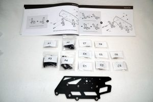 Devastator Tank Mobile Robot Platform - assembly step 02