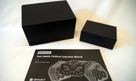 Devastator Tank mobile Roboter Plattform Bausatz – Einleitung