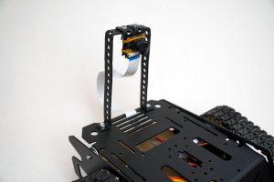 Devastator Tank Mobile Robot Platform - camery